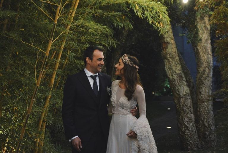 Raquel y Juan Diego, ¡una boda de revista!