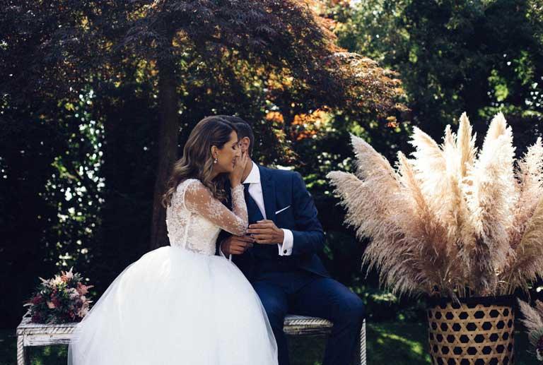 Eva & Óscar, una boda que superó todas las expectativas